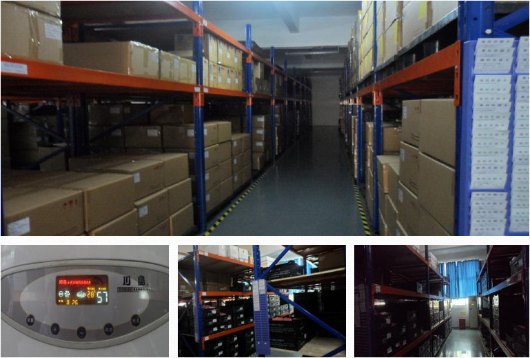 High level warehousing management